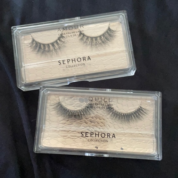 Luxe lashes duo